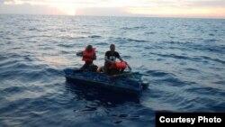 Guardia Costera EEUU ratifica que hará cumplir acuerdos migratorios.