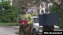 Operativo contra robos con fuerza en Pinar del Río, también televisado.
