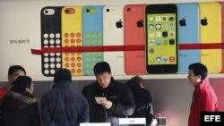 Acuerdo entre Apple y China Mobile.