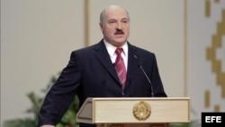 Lukasheno es considerado el último dictador europeo
