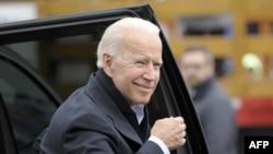 Joe Biden, exvicepresidente de Estados Unidos y candidato a la presidencia.