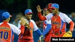 El equipo nacional de Cuba ganó el Torneo de Rotterdam en 2013.