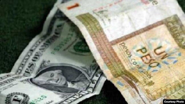 Un Dólar Se Cambia En Las Casas De Cambio Estatales Cuba Por 87 Centavos