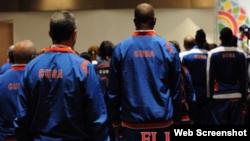 Desertaron cuatro luchadores cubanos que participaban en los Juegos Centroamericanos.