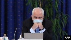 El canciller iraní, Mohammad Javad Zarif, en una foto de archivo.