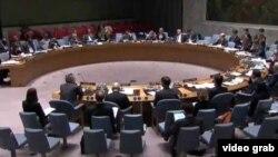 Votación en el Consejo de Derechos Humanos.