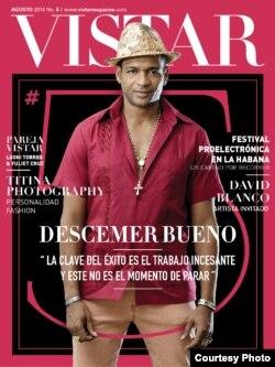 Portada de la revista digital Vistar Magazine.
