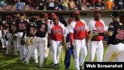 Los Chacales de New Jersey derrotaron al equipo Cuba.