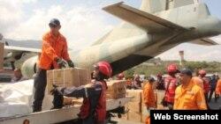 Ayudas a Cuba procedentes de Venezuela