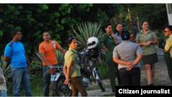Reporta Cuba vigilancia a opositores Foto Frank Abel García