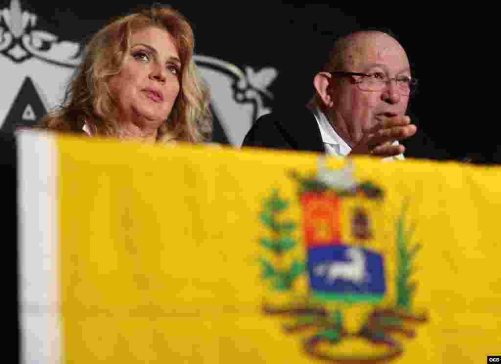 Conferencia de Prensa de la Sociedad Civil venezolana en Miami