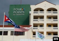 "Hotel ""Four Points by Sheraton"" en La Habana (Cuba)."