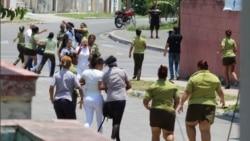 Detenidas Damas de Blanco cuando intentaban llegar a misa