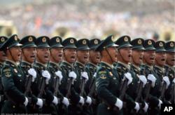 Ejército Popular de Liberación Chino. Fuerza de Cohetes. (© Mark Schiefelbein/AP Images