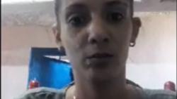 Activista detalla maltratos que sufrió en una estación de policía de Cienfuegos