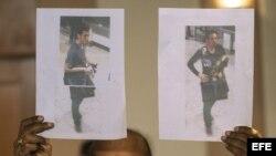 Identifican a dos iraníes como los viajeros con pasaportes falsos en el avión.