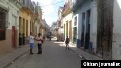 Reporta Cuba. Centro Habana. Foto: Maritza Concepción.