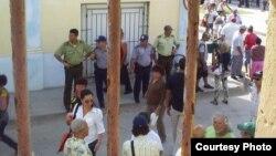 Contacto Cuba | Represión el día de la sucesión en Cuba