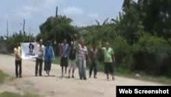 Reportan protestas en el poblado de Placetas, Villa Clara