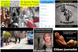 Reporta Cuba todos marchamos denuncia represión Cuba