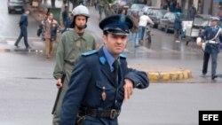 Policía marroquí. Foto archivo.