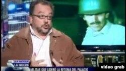 """Ricardo Puentes Melo denuncia en en """"La Noche"""", suplantación de testigos en el caso Plazas Vega"""