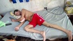 Un hombre cansado de las humillaciones del sistema totalitario cubano