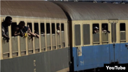 Reporta Cuba. Tren cubano.