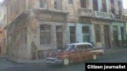 Reporta Cuba Habana edificios Foto Miladis Carnel