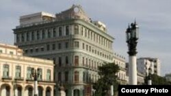El Hotel Saratoga de La Habana.