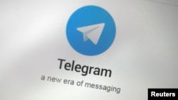 Telegram app. REUTERS/Thomas White