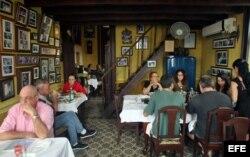 La Guarida, una de las paladares más famosas de Cuba.