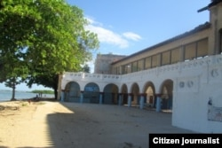 La Concha: instalaciones en abandono (León Padrón Azcuy)