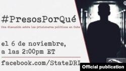 Campaña #PresosPorQué?