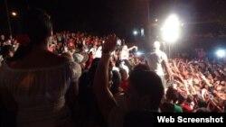Fiesta en Camagüey desde la mirada de un joven camagueyano