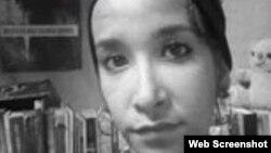 Daniela Rojo Varona, detenida durante las jornadas de protesta del 11J