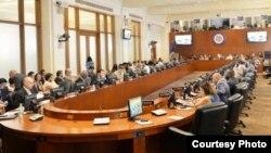 Debate en la OEA sobre crisis fronteriza Colombia-Venezuela.
