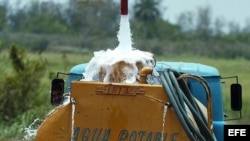 Dificultades en Granma para abastecer de agua a la población