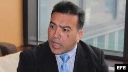El general retirado venezolano Antonio Rivero