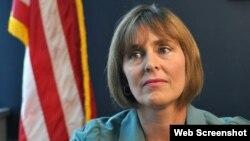 La representante demócrata por Florida Kathy Castor.