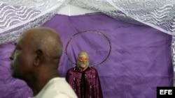 Los santeros cubanos emiten su Letra del Año para 2015
