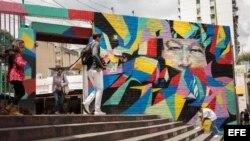 La desconfianza marca los comicios electorales que se celebran este domingo en Venezuela