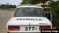 Auto PNR Cuba