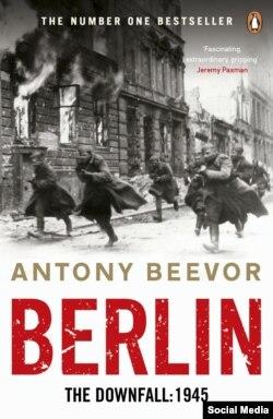 Libro Berlín: 1945 de Antony Beevor