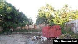 contaminación en basureros