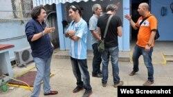 Encuentro de blogueros en Cuba