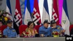 Ortega nombra a su consuegro jefe de la policía