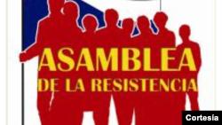 Asamblea de la Resistencia en Cuba