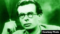 Aldous Huxley, 1894-1963.