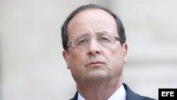 El presidente de Francia, Franois Hollande.
